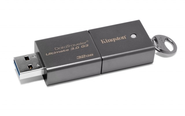 d13e4a9e7 Kingston 32GB USB kľúč USB 3.0 (150MB/s), Data Traveler Ultimate 3.0 G3,  DTU30G3/32GB