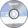 DVD+RW Philips 4,7 GB 4x